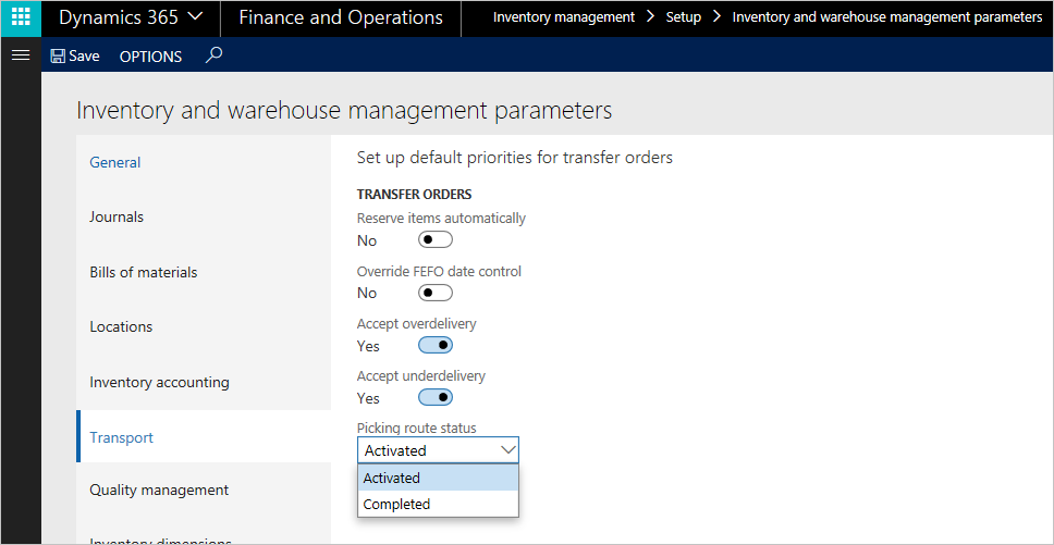 Outbound process overview - Finance & Operations | Dynamics