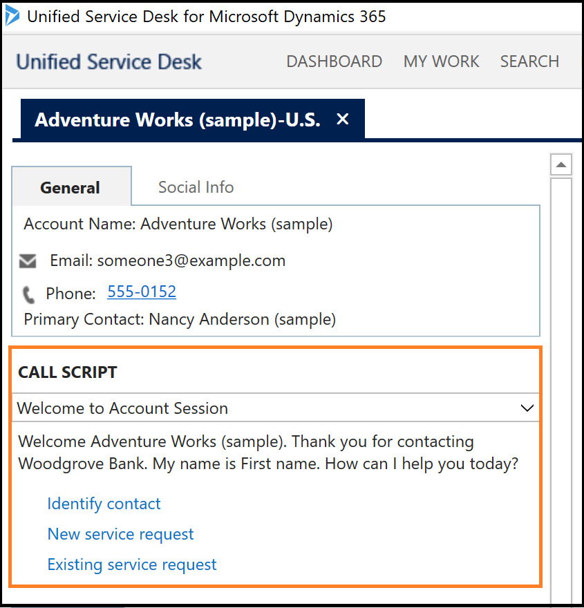 Guide Customer Interactions With Agent Scripts In Unified