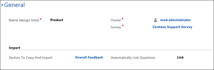 design a basic survey using voice of the customer