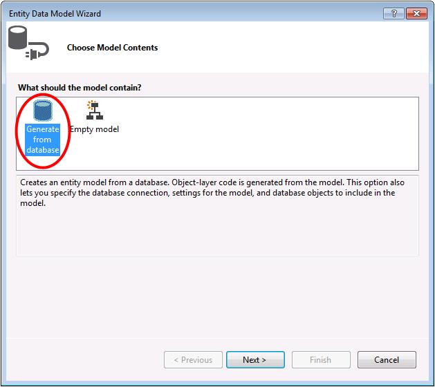 Database First - EF6 | Microsoft Docs