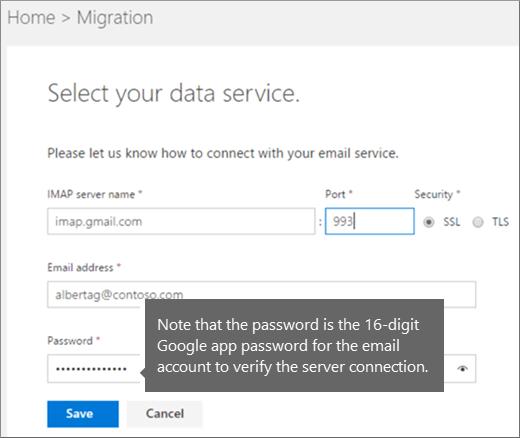IMAP migration in the Microsoft 365 admin center   Microsoft Docs