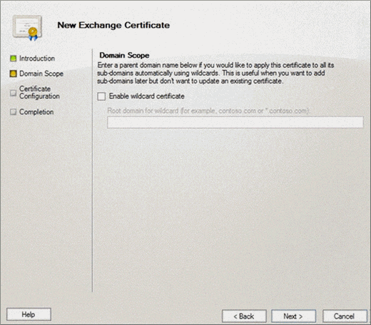 Add an SSL certificate to Exchange 2010 | Microsoft Docs