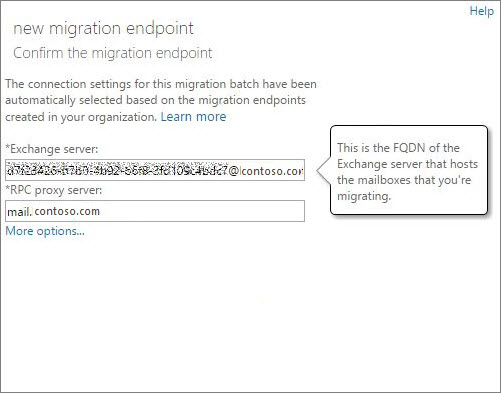Migrate email using the Exchange cutover method | Microsoft Docs