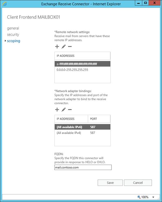 Smtp 582 Error Exchange Server