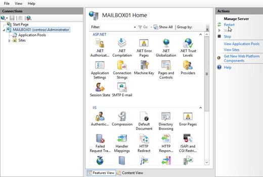 Configure client-specific message size limits | Microsoft Docs