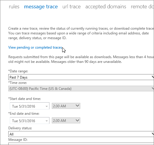 Find and fix email delivery issues as an Office 365 for