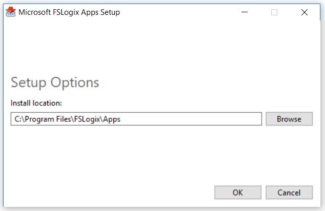 Install FSLogix Agent - FSLogix | Microsoft Docs