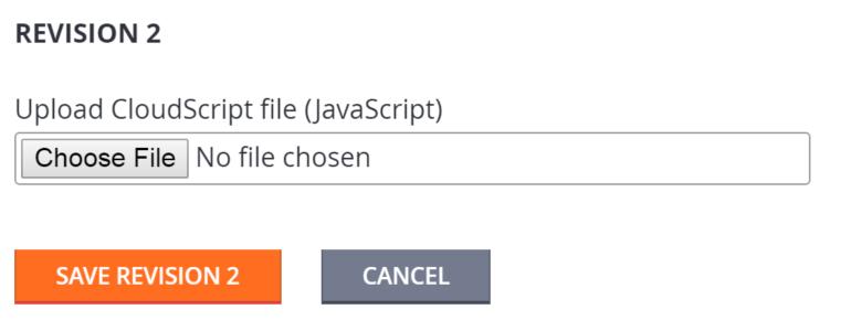 CloudScript quickstart - PlayFab | Microsoft Docs