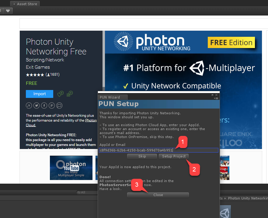 Photon quickstart - PlayFab | Microsoft Docs