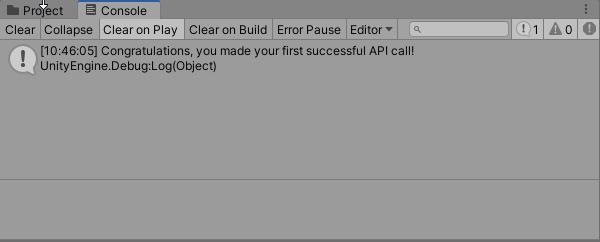 Unity3D quickstart - PlayFab | Microsoft Docs