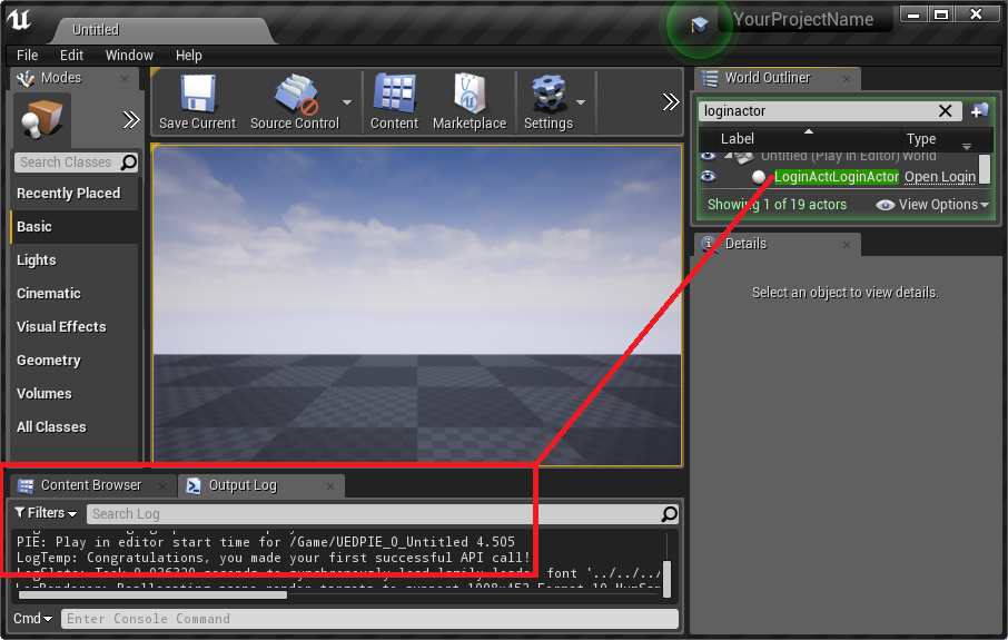 Unreal Engine quickstart - PlayFab | Microsoft Docs