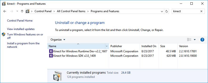 Kinect v2 Troubleshooting | Microsoft Docs