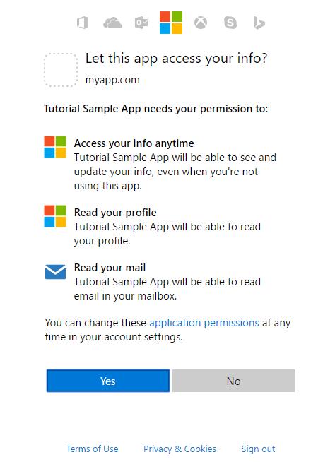 Get access on behalf of a user - Microsoft Graph   Microsoft Docs