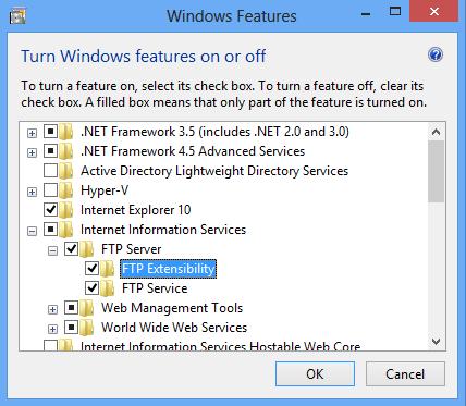 FTP Command Filtering <commandFiltering> | Microsoft Docs