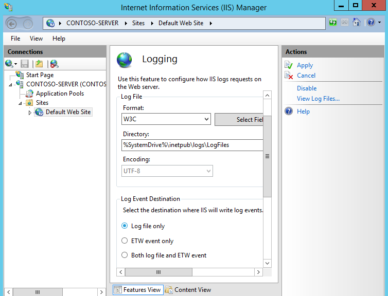 how to get windows system log