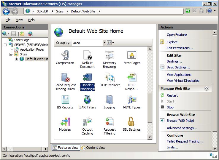 Adding Handlers <add>   Microsoft Docs