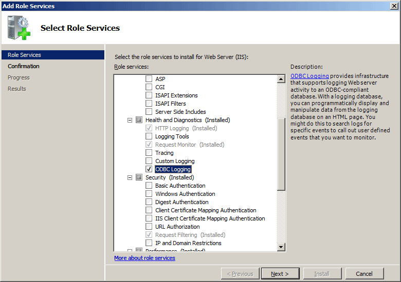 xml microsoft download driver odbc