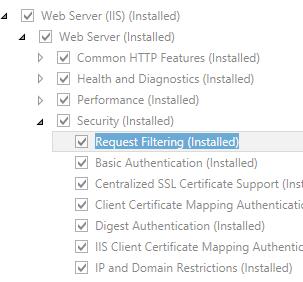 Header Limits <headerLimits>   Microsoft Docs