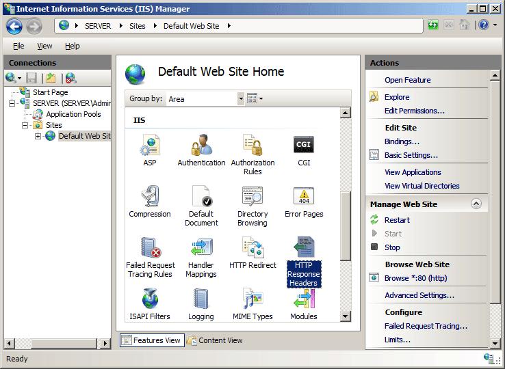 Client Cache <clientCache> | Microsoft Docs