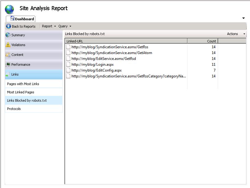Managing Robots.txt and Sitemap Files   Microsoft Docs