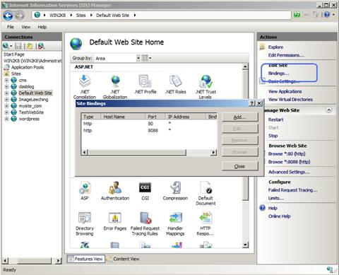 URL Rewriting with PHP and IIS 7