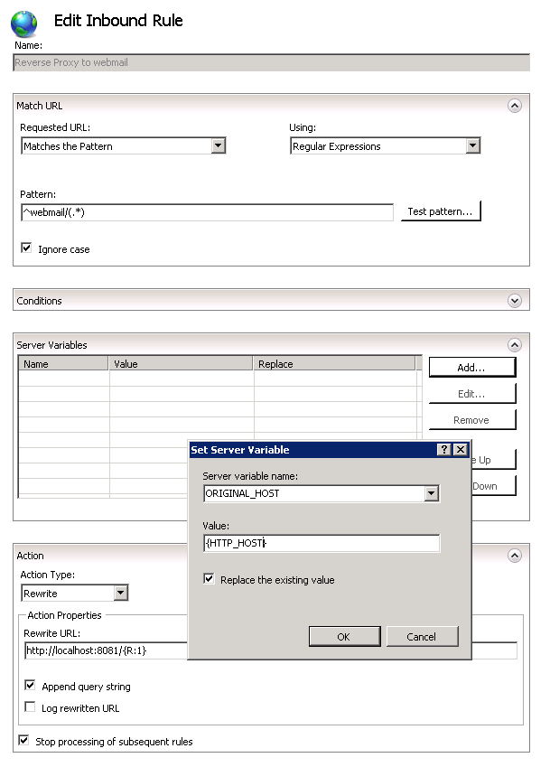 Modifying HTTP Response Headers | Microsoft Docs