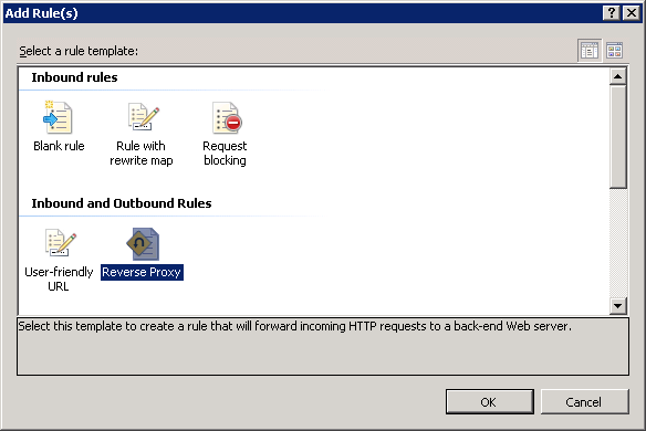 IIS with URL Rewrite as a reverse proxy – part 2 – dealing with 5052 status codes