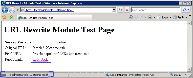 Redirect from HTTP to HTTPS using the IIS URL Rewrite module