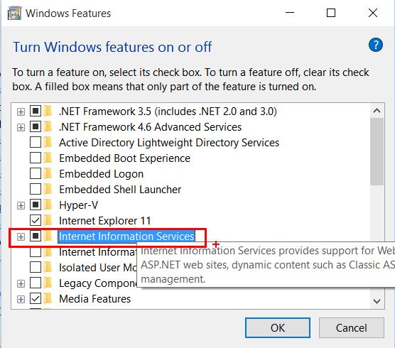 HTTP/2 on IIS | Microsoft Docs