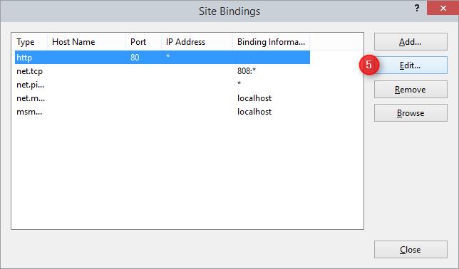 Wildcard Host Header Support | Microsoft Docs