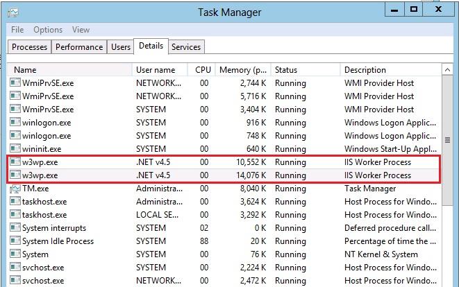 IIS 8 0 Application Initialization | Microsoft Docs