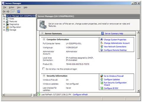 download and install iis 7.5 on windows 7