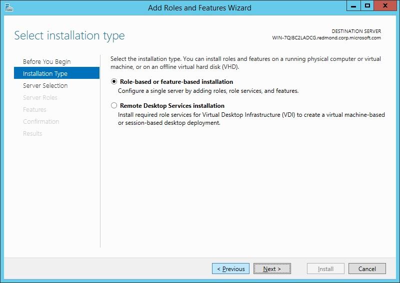 Installing IIS 8 5 on Windows Server 2012 R2   Microsoft Docs