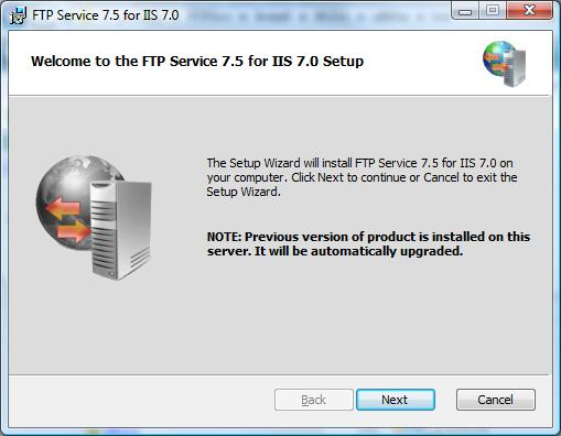 Installing and Configuring FTP 7 on IIS 7 | Microsoft Docs