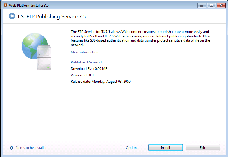 windows installer 5.0 win7