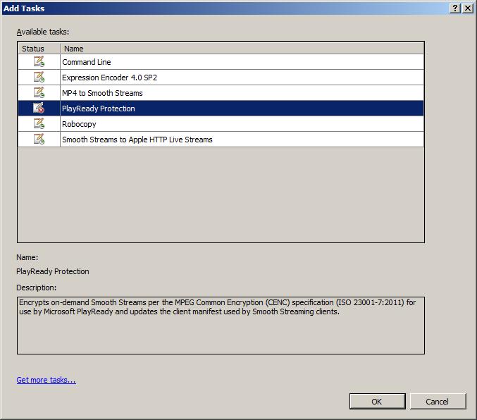 Encrypting On-Demand Smooth Streams | Microsoft Docs