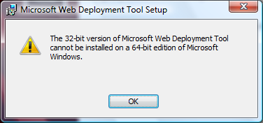 Troubleshooting Common Problems with Web Deploy | Microsoft Docs