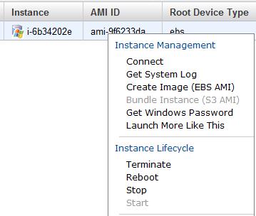 get windows password aws
