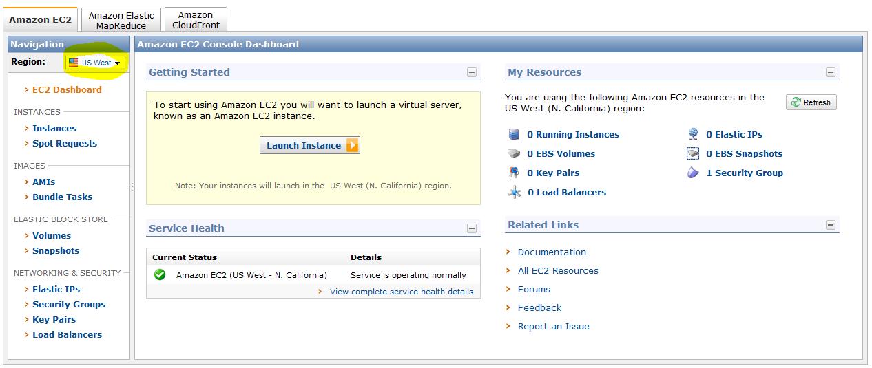 Amazon EC2: Microsoft Web Platform Images - Media Server