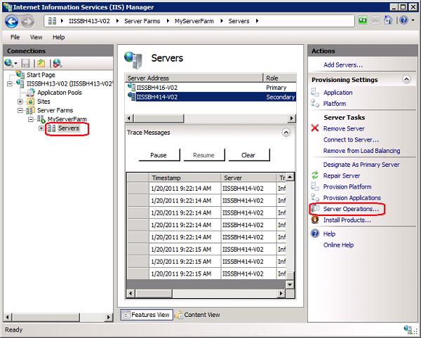 Web server iis 75 download