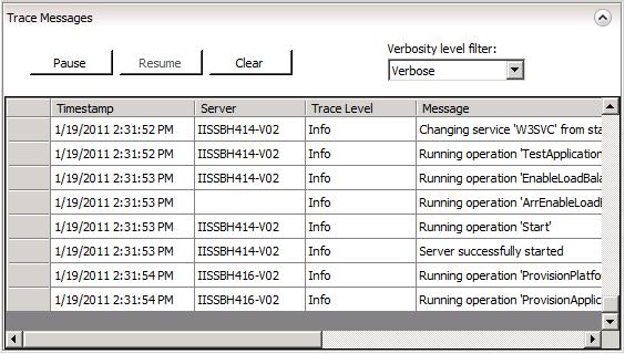 Setting up a Server Farm with the Web Farm Framework 2 0 for IIS 7