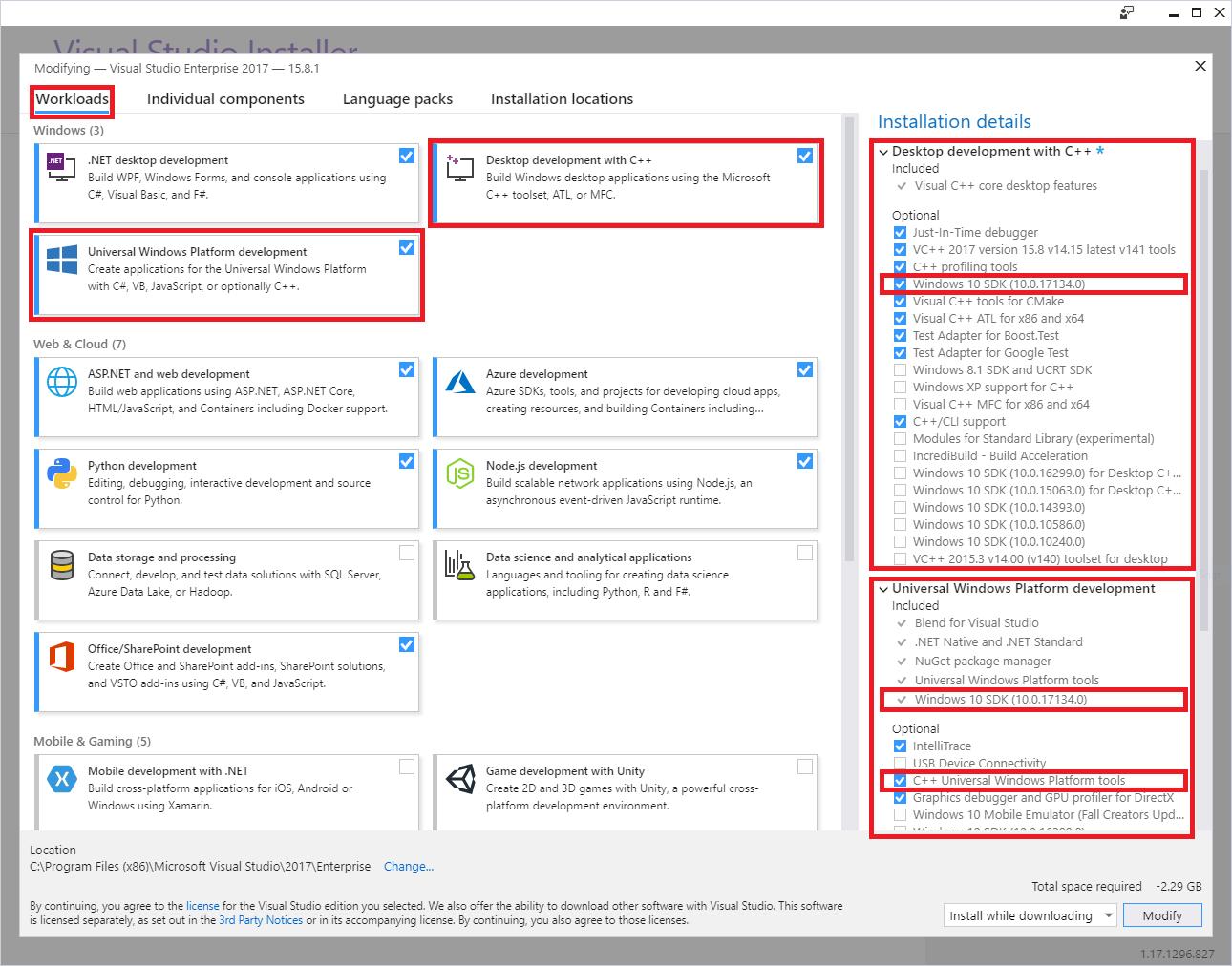 Microsoft Information Protection (MIP) SDK setup and