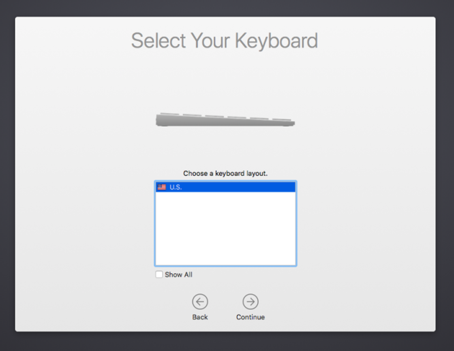 Enroll your organization-provided macOS device in management