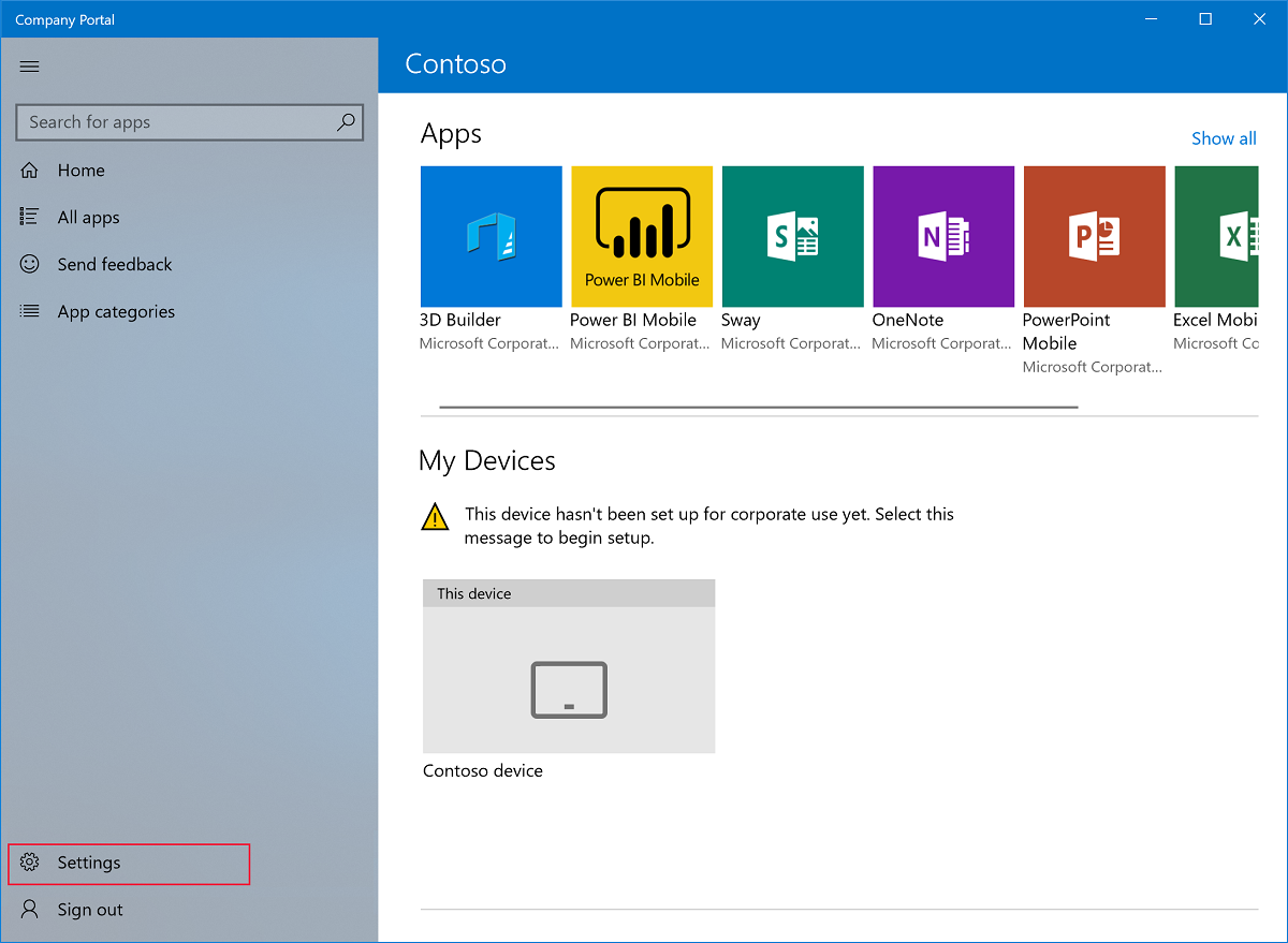 Manually sync your Windows device | Microsoft Docs