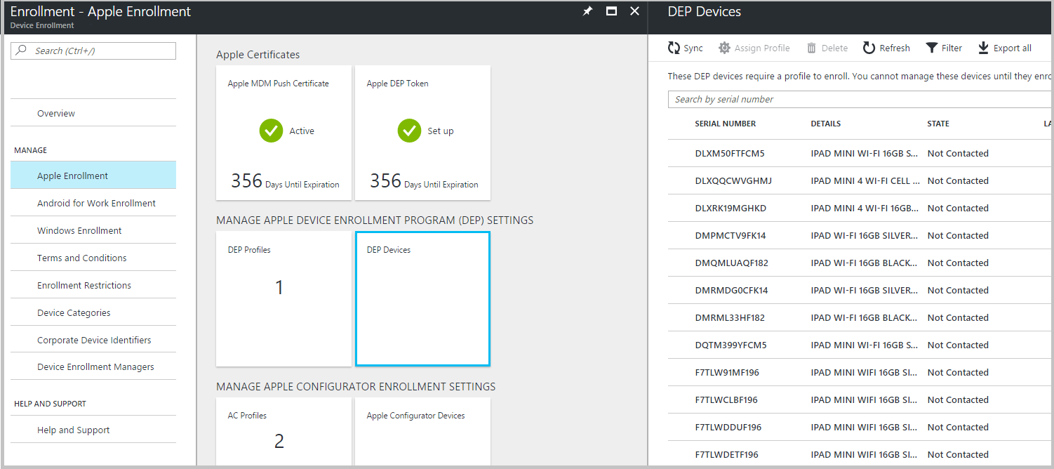 Where did my Intune feature go in Azure? - Microsoft Intune
