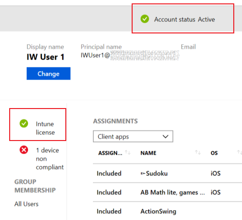 Troubleshoot policies in Microsoft Intune - Azure