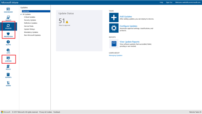 Manage PCs with client software in Microsoft Intune - Azure