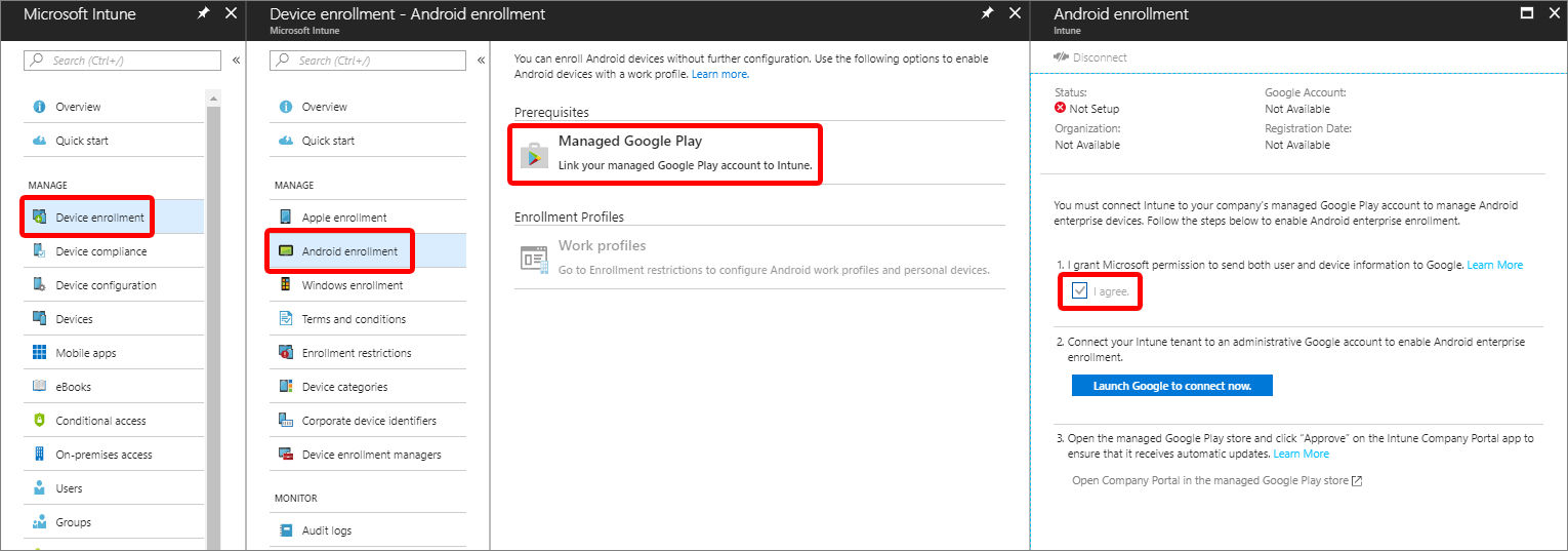 Enroll Android Devices In Intune Microsoft Docs