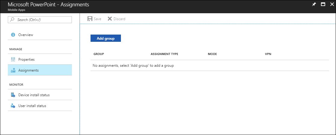 Include and exclude app assignments in Microsoft Intune | Microsoft Docs