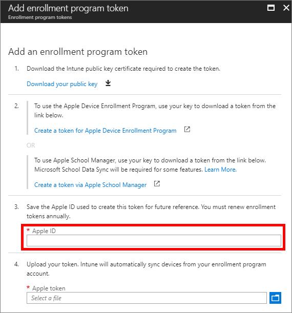 Enroll macOS devices - Device Enrollment Program or Apple